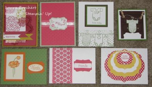 All Occasions Stamp Class