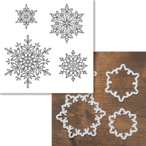 Festive Flurry Framelit Bundle
