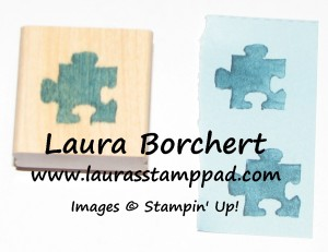 Undefined Puzzle Stamp