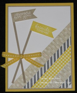 Washi Tape, www.LaurasStampPad.com