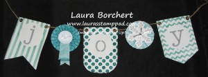 Build A Banner, www.LaurasStampPad.com