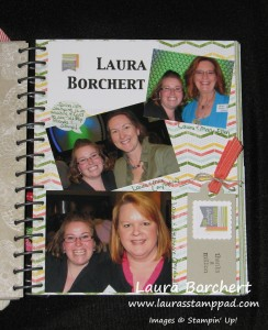 This & That Journal, www.LaurasStampPad.com