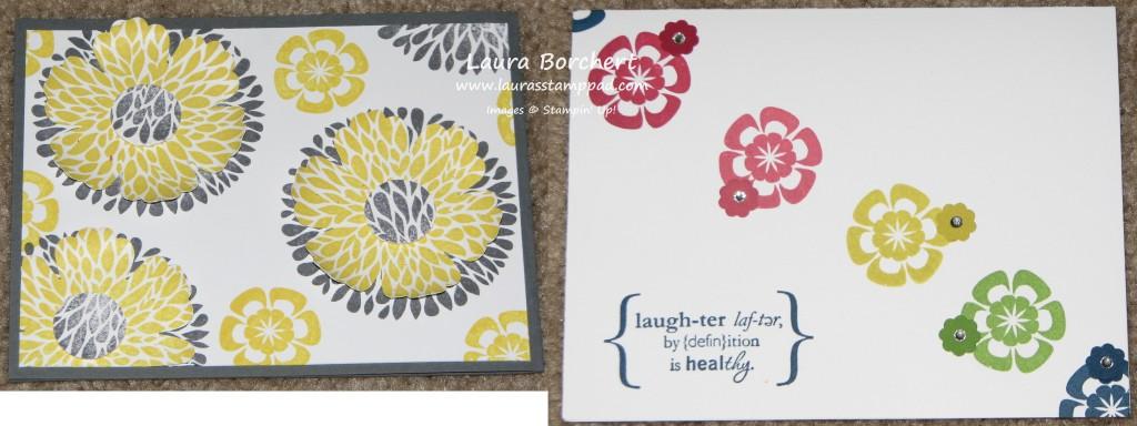 Betsy's Blossom's, www.LaurasStampPad.com