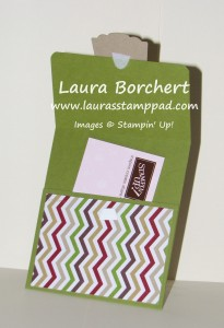 Gift Card, www.LaurasStampPad.com