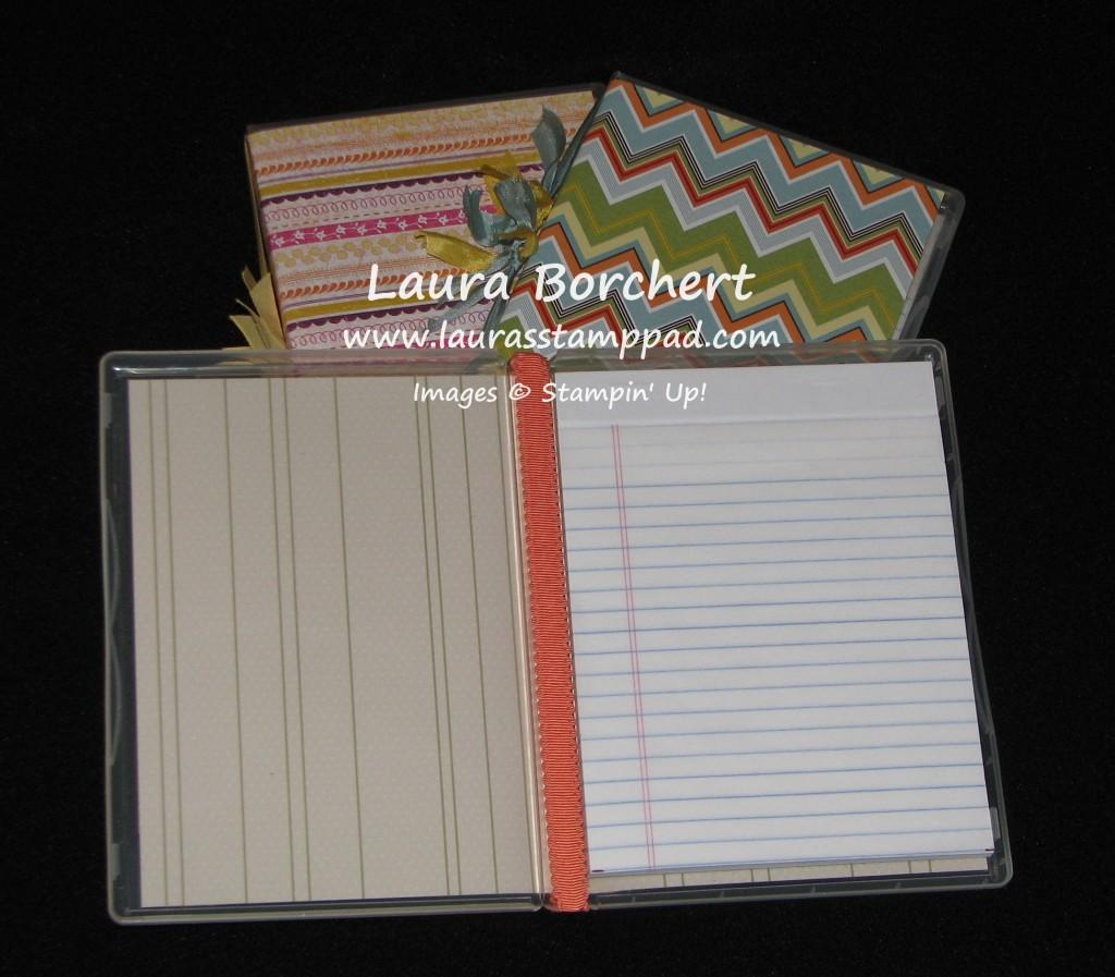 Notepads, www.LaurasStampPad.com
