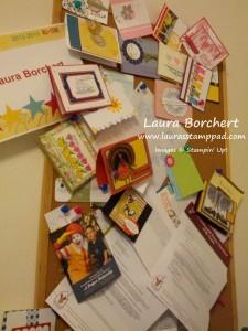 My Board, www.LaurasStampPad.com