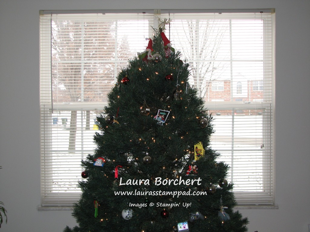 Our Tree, www.LaurasStampPad.com