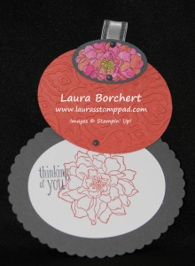 Telescoping Card, www.LaurasStampPad.com