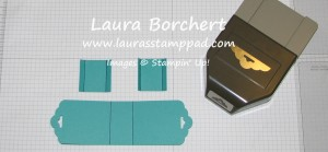 Tag Topper Punch Box Template, www.LaurasStampPad.com
