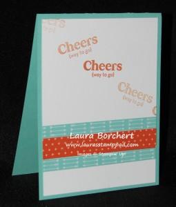Washi Tape Cards, www.LaurasStampPad.com
