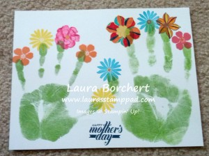 Mother's Day, www.LaurasStampPad.com
