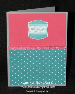 Label Love Stamp Set, www.LaurasStampPad.com