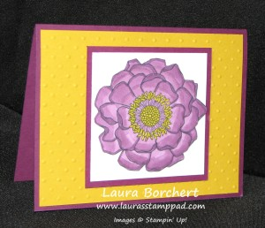Blended Bloom Blendabilities, www.LaurasStampPad.com