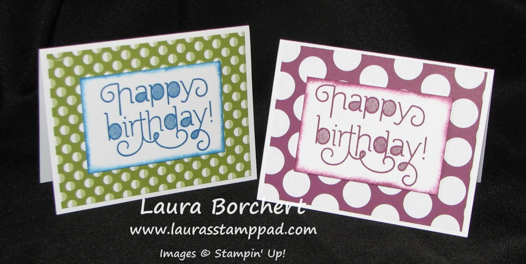 Spiral Flower Pop Out Card, www.LaurasStampPad.com