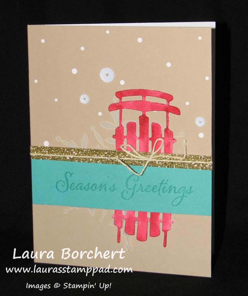 Watercolor Winter Kit, www.LaurasStampPad.com