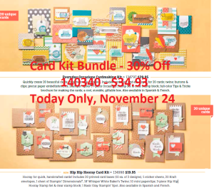 Card Kit Bundle