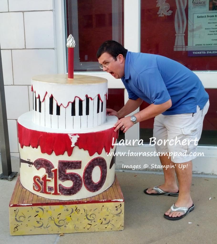 Brad & The Cake
