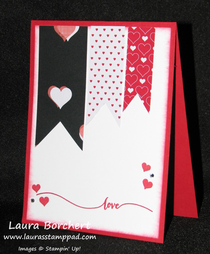 Hello Life Love Card, www.LaurasStampPad.com