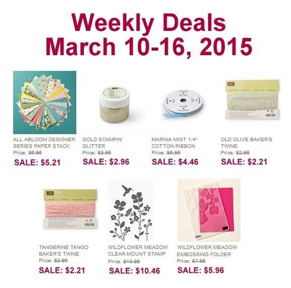 Weekly Deals 3.10