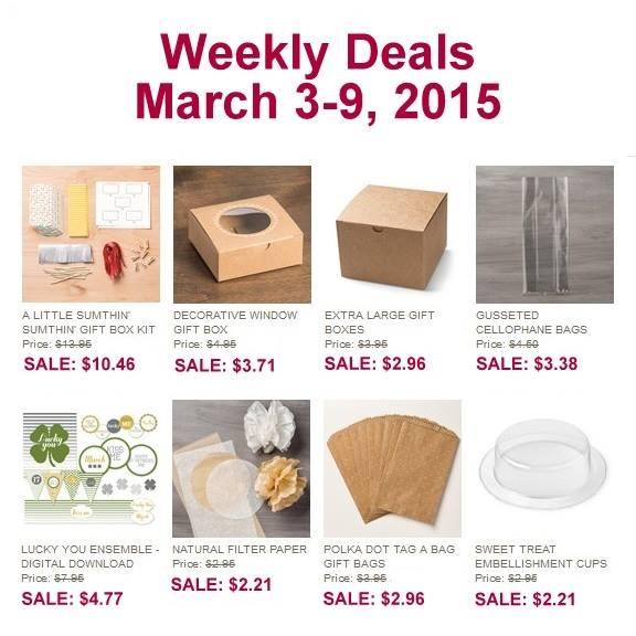 Weekly Deals 3.5