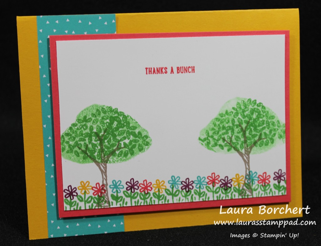 Sprinkles of Life Tree, www.LaurasStampPad.com