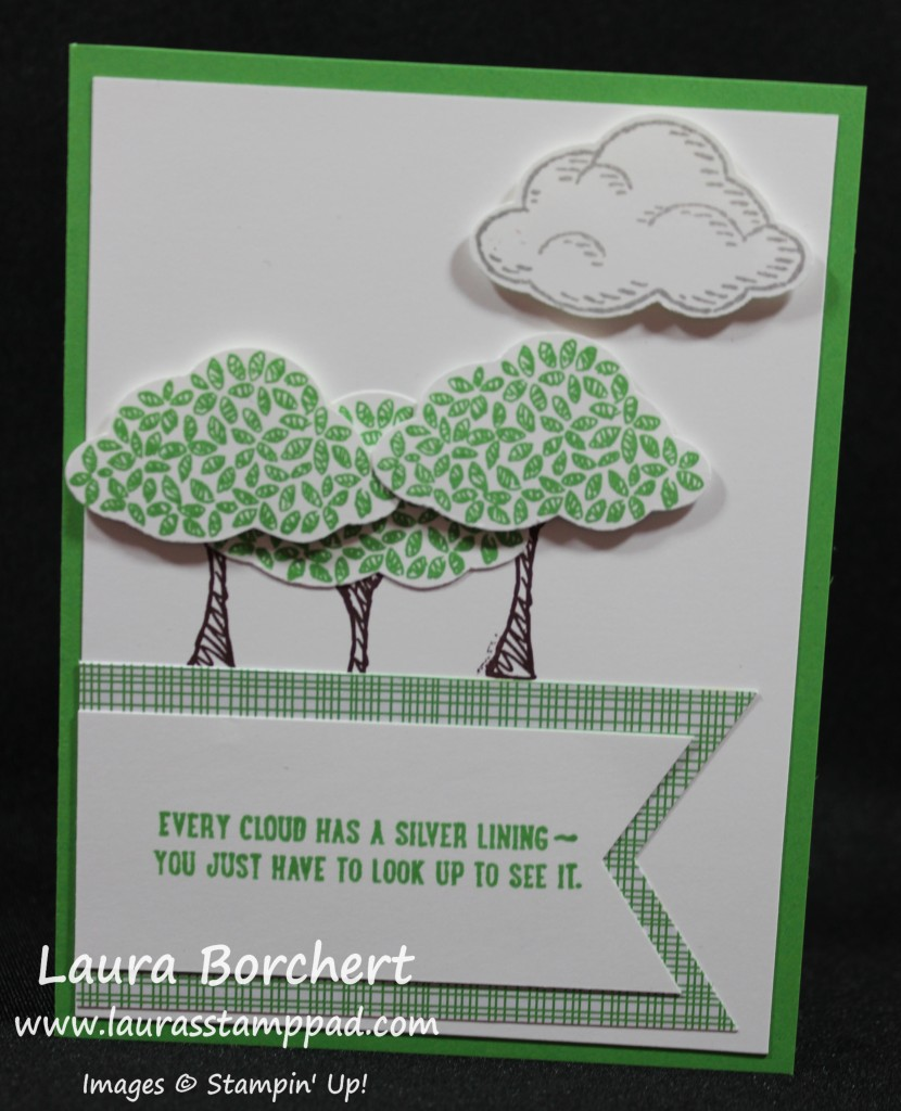Sprinkles of Life Clouds and Trees, www.LaurasStampPad.com