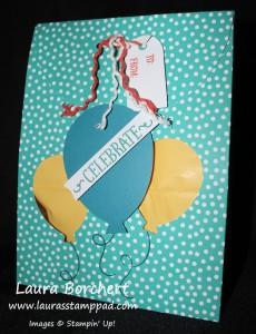 Gift Bag May Paper Pumpkin, www.LaurasStampPad.com