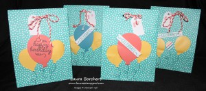 Gift Bags May Paper Pumpkin, www.LaurasStampPad.com