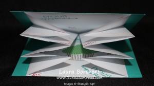 Explosion Card Insert, www.LaurasStampPad.com