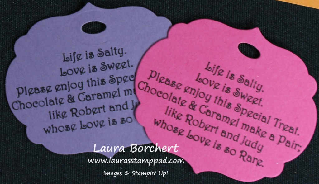 Candy Labels, www.LaurasStampPad.com