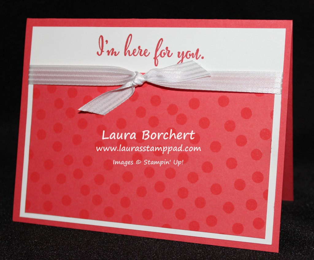 Color Me Irresistible Paper, www.LaurasStampPad.com