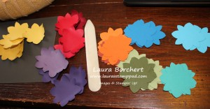 Flower Medallion Punch, www.LaurasStampPad.com