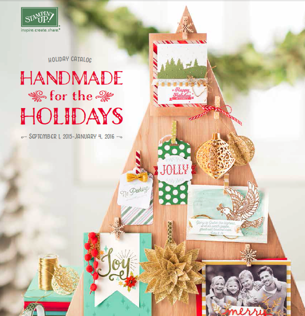 Holiday Mini, www.LaurasStampPad.com