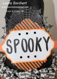 Spooky Halloween Tag, www.LaurasStampPad.com