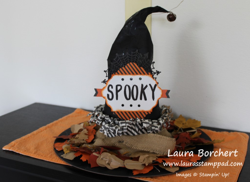 Witching Decor Project Kit, www.LaurasStampPad.com