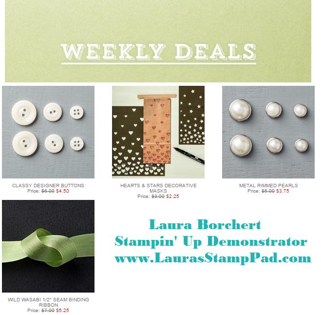 Weekly Deals 10.12