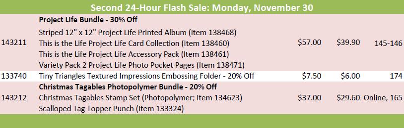11.30 Flash Sale