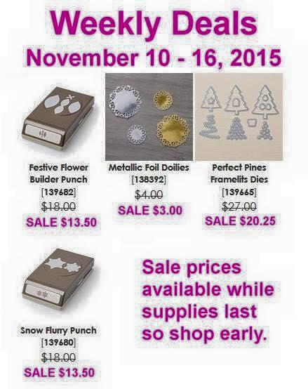 Weekly Deals 11.10