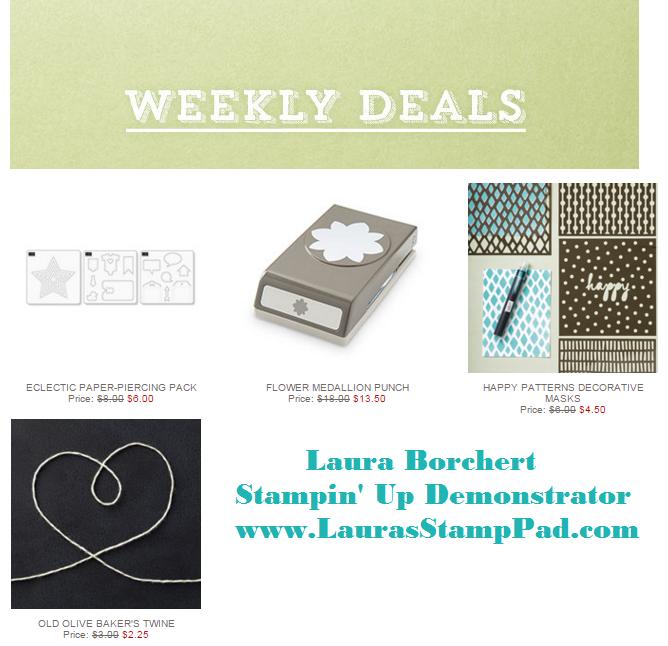 Weekly Deals 11.3