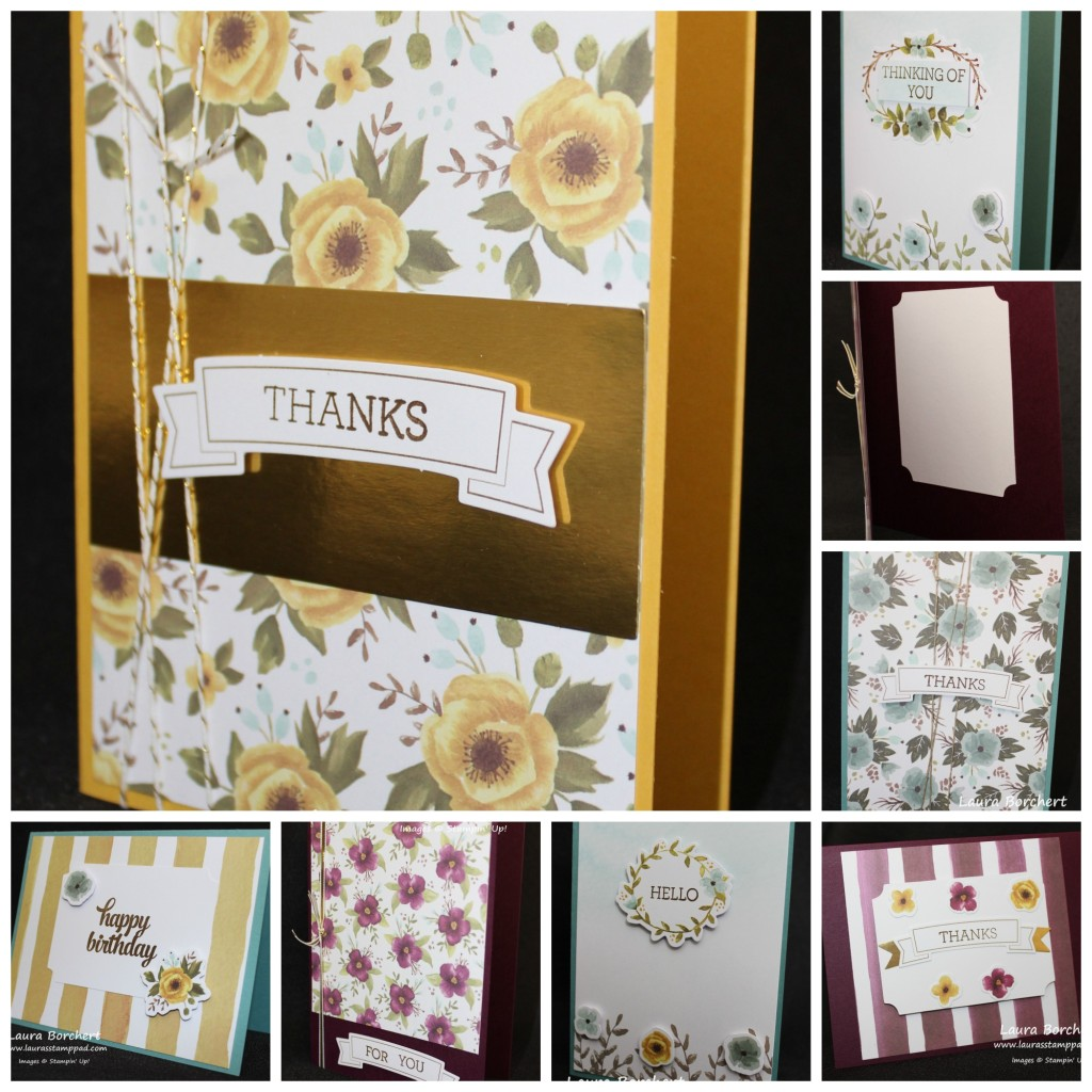 All Occasion Cards, www.LaurasStampPad.com