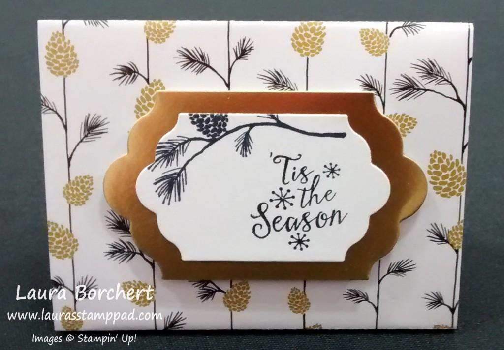 Golden Box, www.LaurasStampPad.com