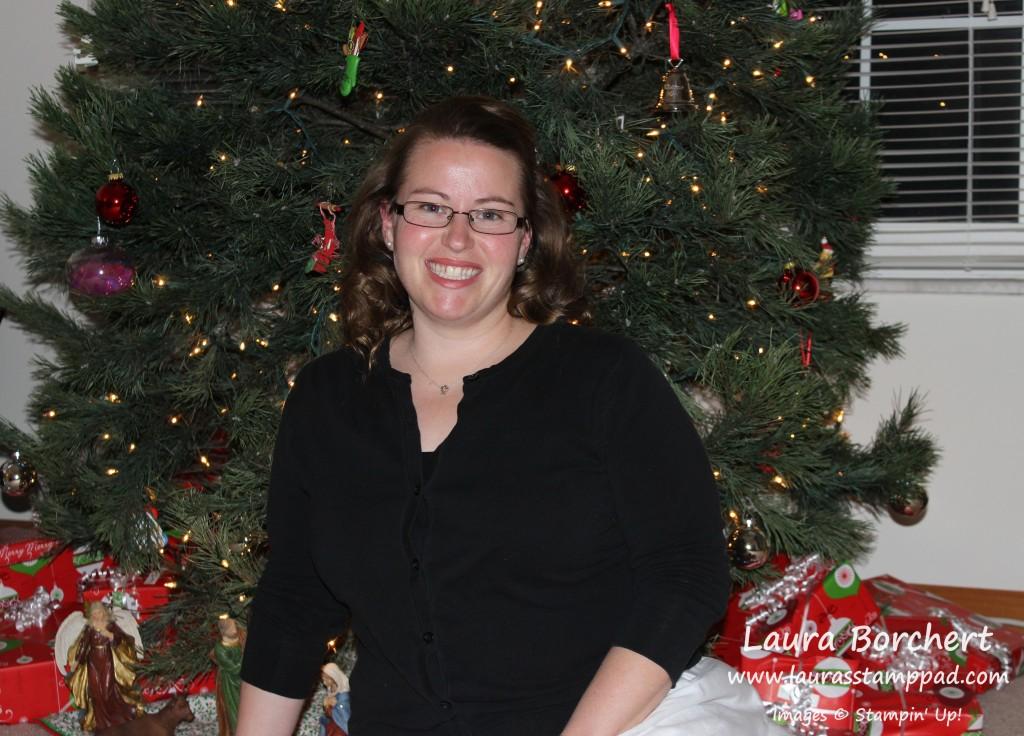 Me in a Tree, www.LaurasStampPad.com