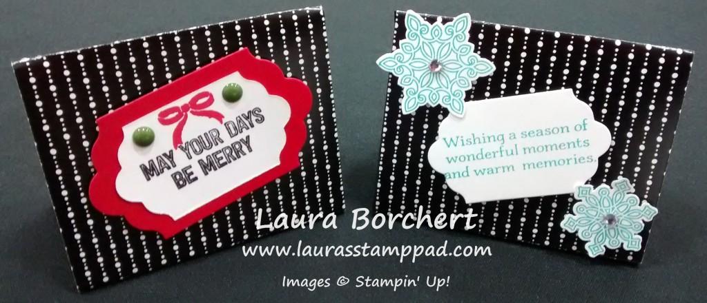 Snowflake Box, www.LaurasStampPad.com