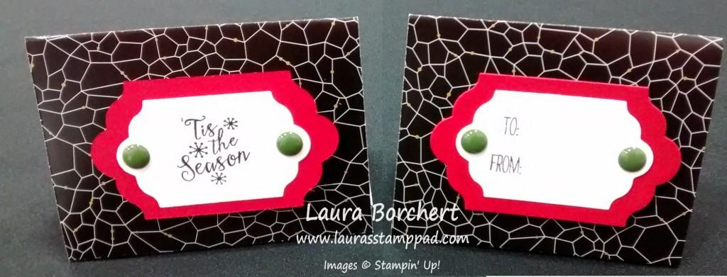 Gift Box, www.LaurasStampPad.com