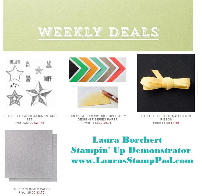 Weekly Deals 12.22