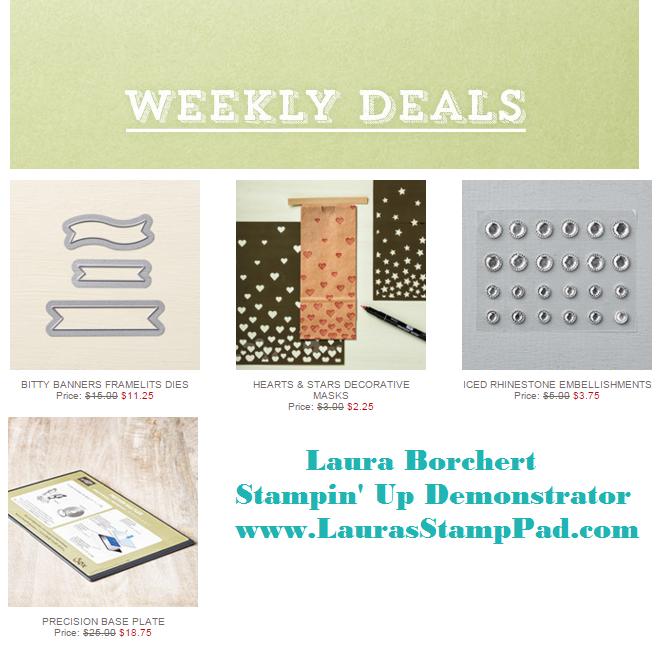 Weekly Deals 12.8
