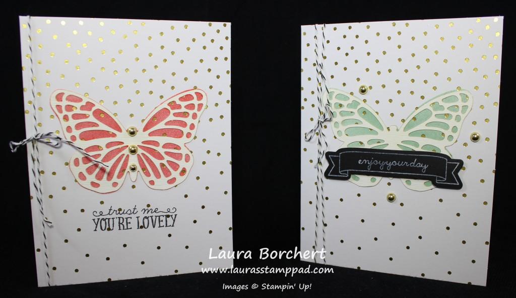 Butterfly Template, www.LaurasStampPad.com