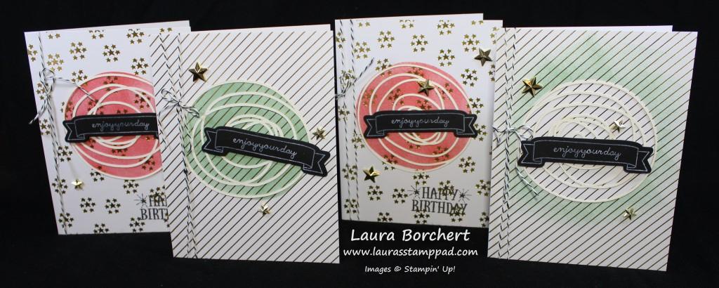 Circles Template, www.LaurasStampPad.com