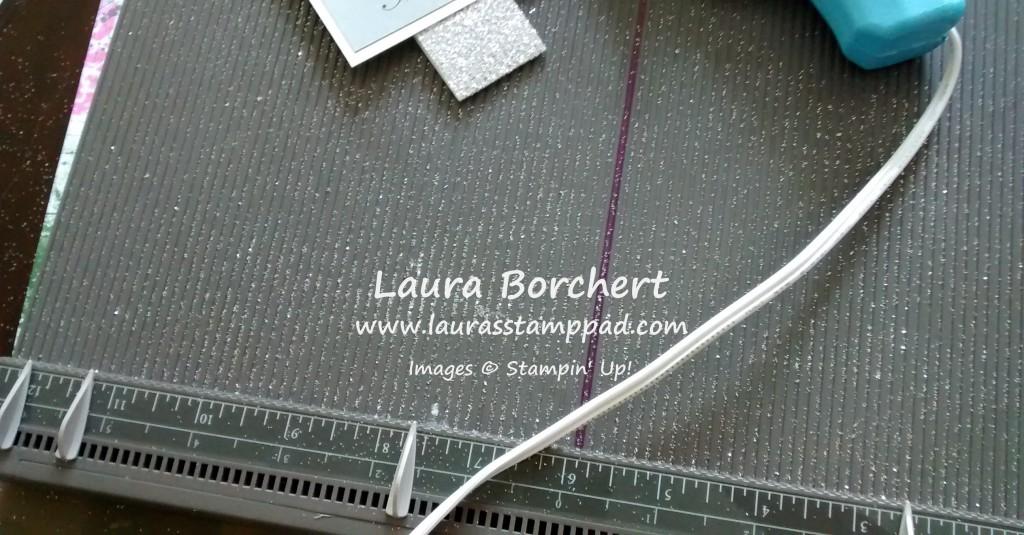 Glitter Mess, www.LaurasStampPad.com