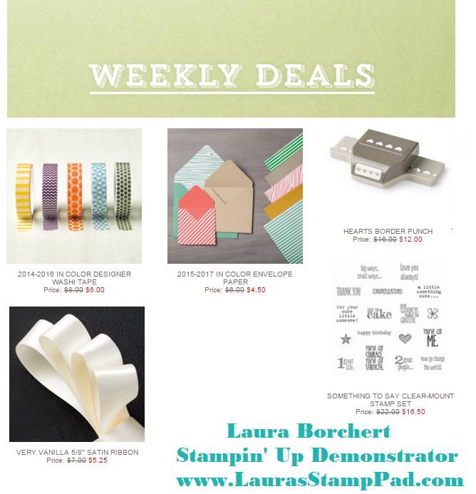 Weekly Deals 1.13